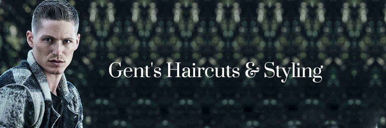 Gents' Hair Cuts & Styles