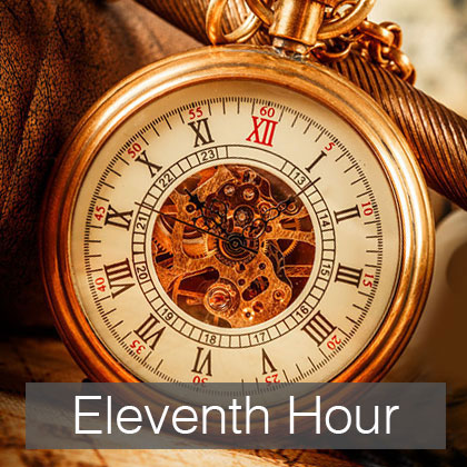 11th Hour Saviours for Last Minute Bookings