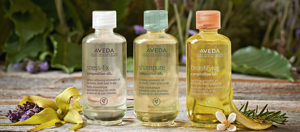 Our Desert Island Product - Aveda Composition Oils
