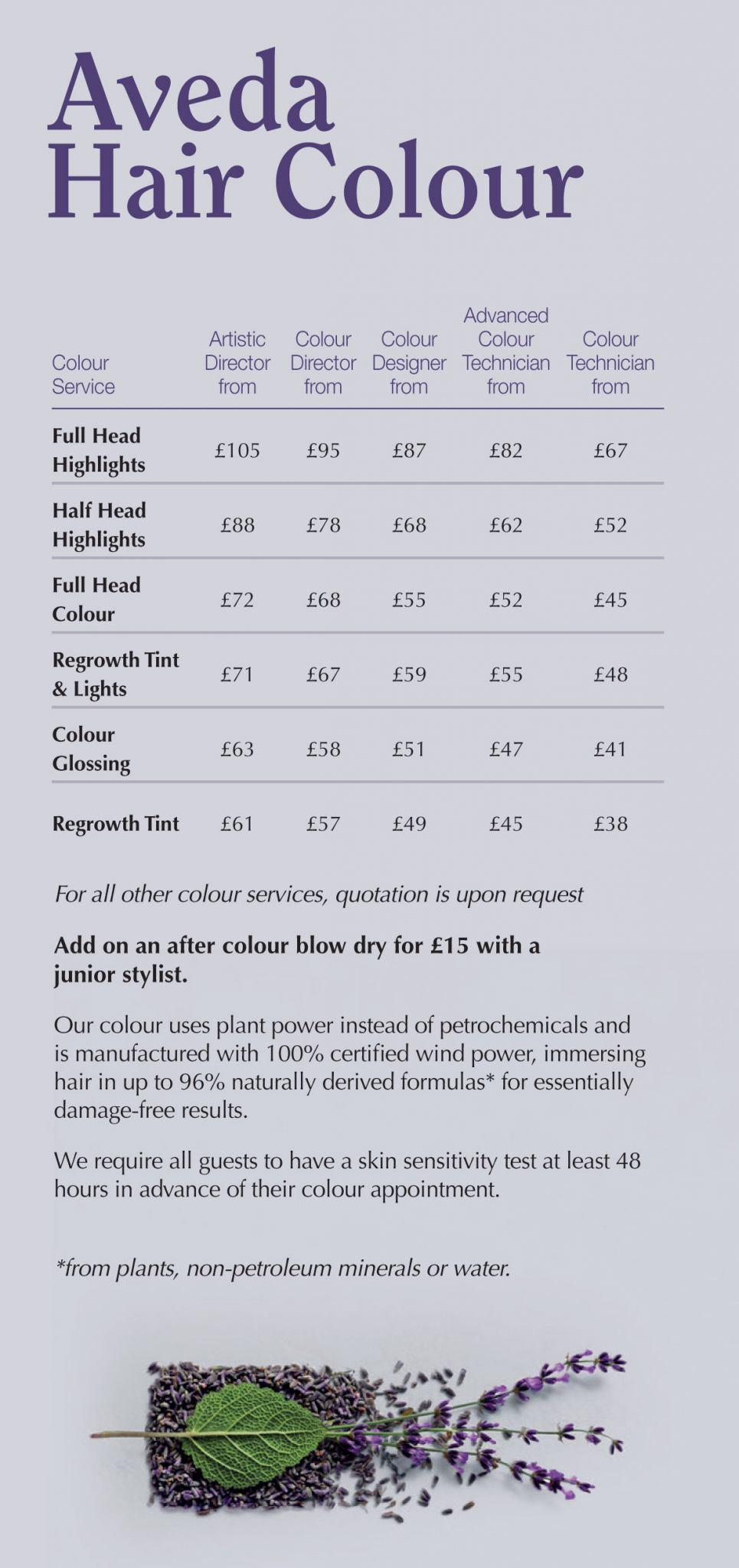 Jcpenney Hair Salon Services List   Hairsstyles.co