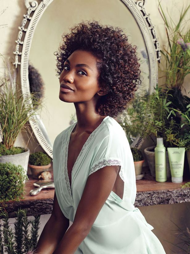 Celebrate Your Curls with AVEDAs Be Curly Range