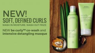 Celebrate Your Curls with AVEDA's 'Be Curly' Range