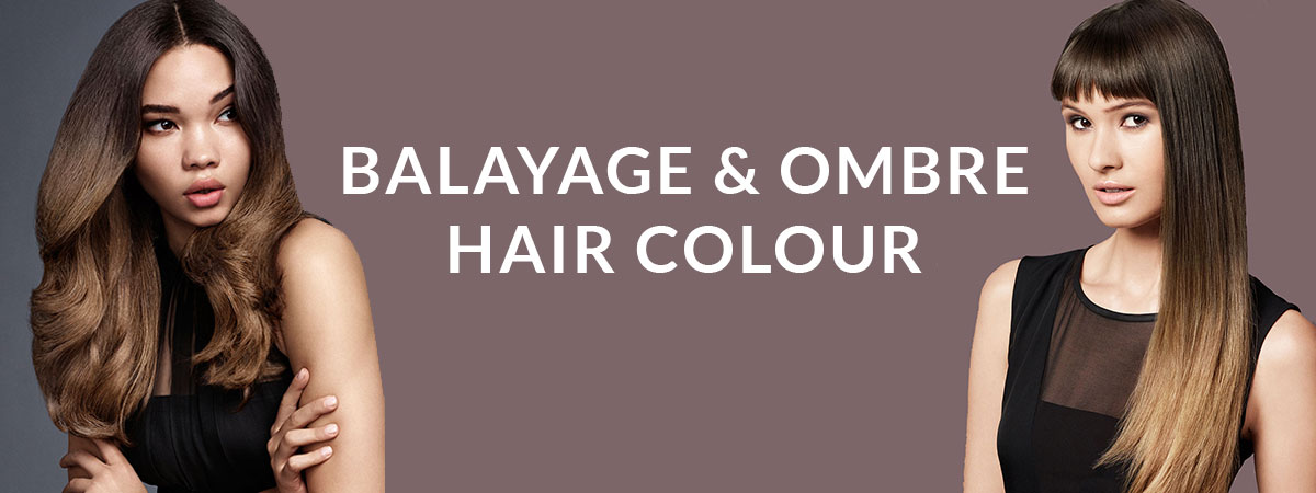 Balayage-&-Ombre-Hair-colour-at The Retreat hair salon Farnham