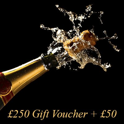 Celebration Gift Voucher - £180 for £150