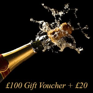Celebration Gift Voucher - £60 for £50
