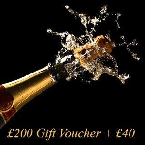 Celebration Gift Voucher - £180 for £150