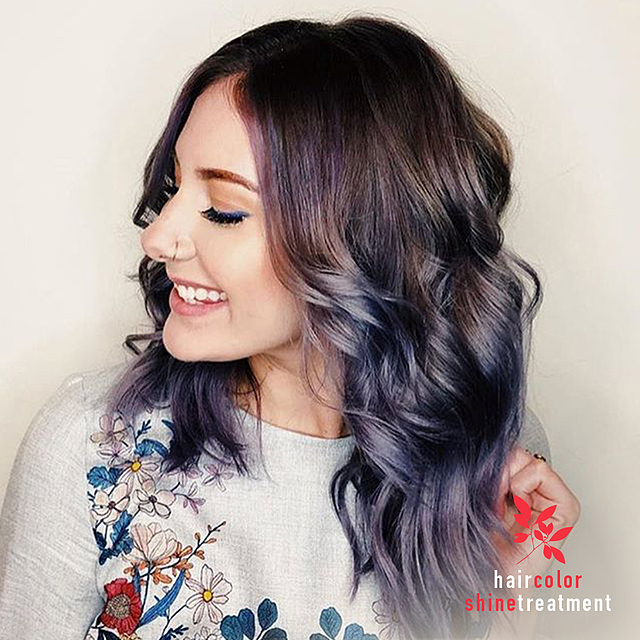 NEW Express Hair Colour – get shine & radiant colour in only 20 minutes!