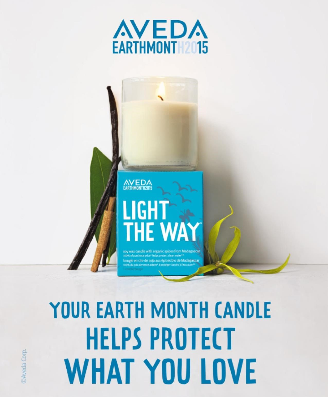 Stand Up For Clean Water With Aveda Earth Month