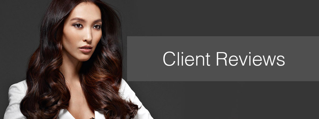client reviews the retreat hair salon and spa farnham surrey