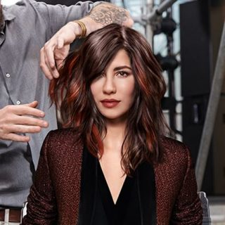 Update Your Brown Hair Colour at The Retreat