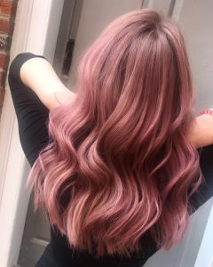 platinum blonde hair colour at the retreat hair salon and spa farnham