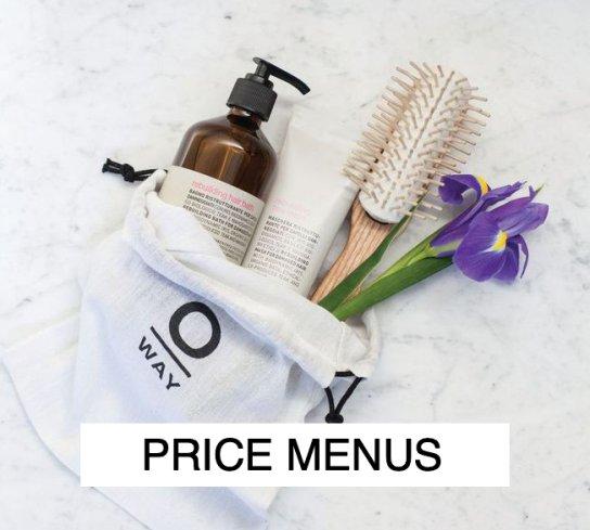 Hair & Beauty Prices - Farnham